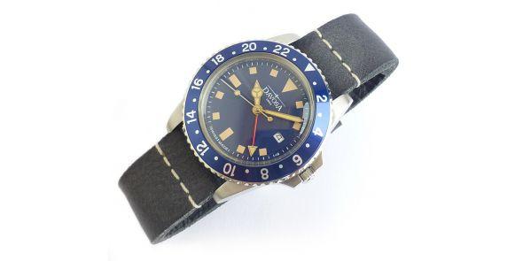 Davosa Vintage Diver Blue - Pre Owned - NWW 1503