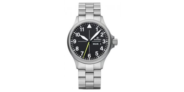 Damasko DA36 Automatic Watch - on Bracelet - DA36B