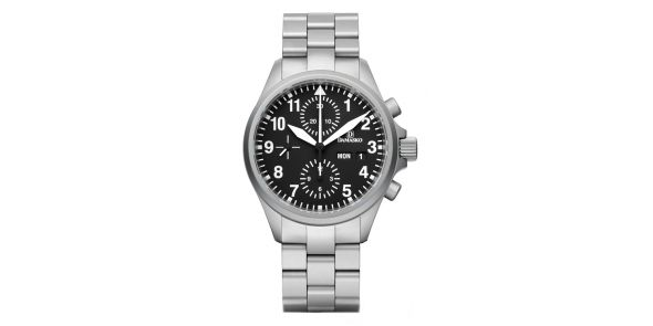 Damasko DC56 Automatic Chronograph Watch - on Bracelet - DC56B
