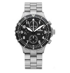Damasko Damasko DC66 Automatic Chronograph Watch - on Bracelet DC66B
