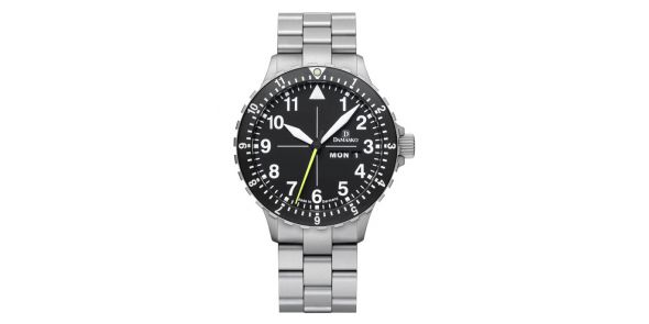 Damasko DA46 Automatic Watch - on Bracelet - DA46B