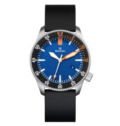 Damasko Damasko DSUB2 - Submarine Steel Automatic Dive Watch DSUB 2