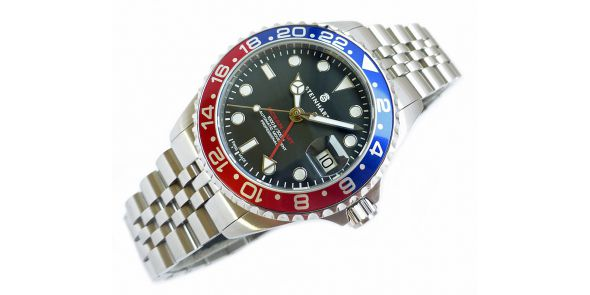 GMT-OCEAN One 39 blue-red 2 - 0921