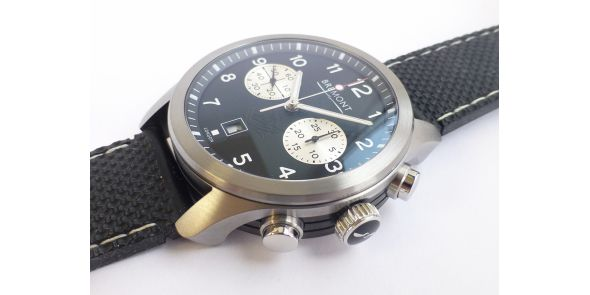 Bremont ALT1-C Chronograph Rare Royal Navy Medical Service - OME 627