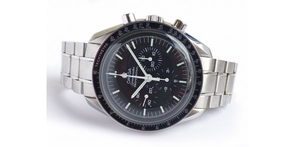 Omega Speedmaster Moon Watch Professional - - OME 627