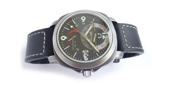 Anonimo Wayfarer II Drass GMT Power Reserve - NWW 1514