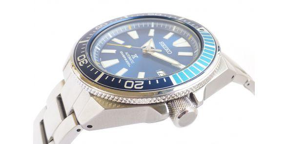 Seiko Prospex BLUE LAGOON Samurai Automatic Divers - NWW 1511