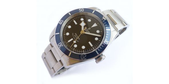 Tudor Heritage Black Bay Blue - TUD 56