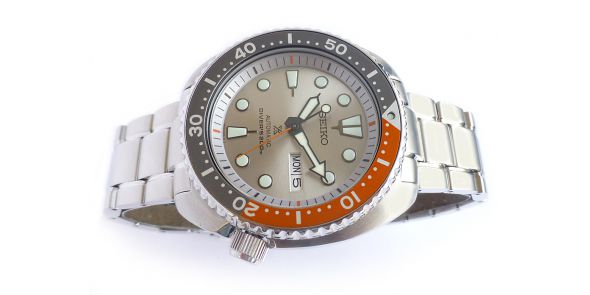 Seiko Turtle Grey Dawn Automatic Divers - NWW 1521