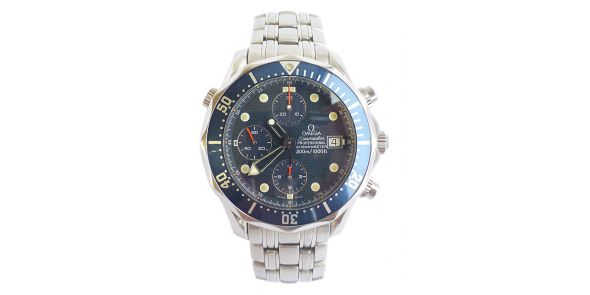 Omega Seamaster Automatic Chronograph Certified Chronometer - OME 635