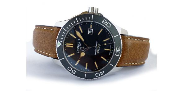 Christopher Ward C60 Trident Pro 600 Vintage Edition - NWW 1527