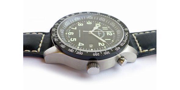 Zeno Minutes Timer Monochrono Limited Edition - NWW 1529
