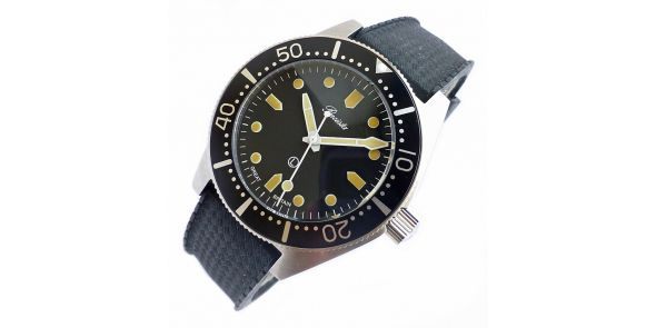 Precista Royal Navy Diver First Edition Automatic ETA 2783 - NWW 1530