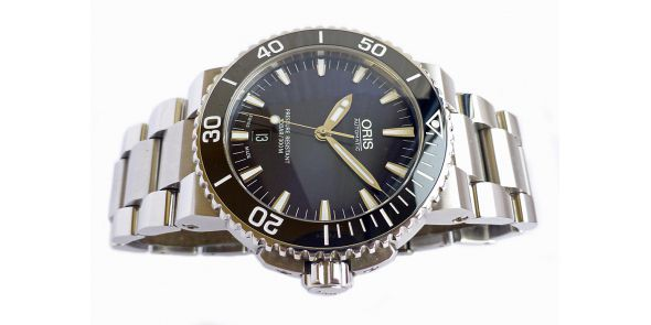 Oris Aquis Automatic Divers Watch. - NWW 1531