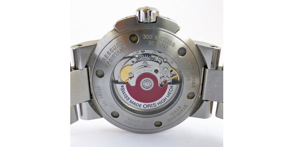 Oris Aquis Automatic Divers Watch - NWW 1538