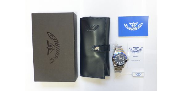 Squale Horizon Automatic GMT Limited Edition - NWW 1537
