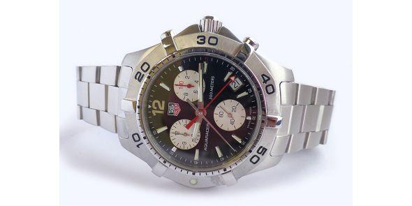 Tag Heuer Aquaracer Chronograph - HEU 228