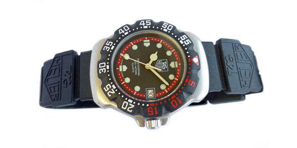 Tag Heuer F1 Professional Wristwatch - HEU 227