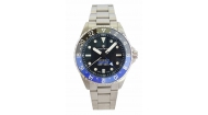 Latest Items - Watches - GMT - Ocean 39 GMT Premium 500 - Steel with Ceramic Bezel