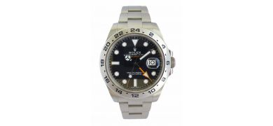 e0ac21bdb01 Rolex Explorer II Ref 216570 ROL 705
