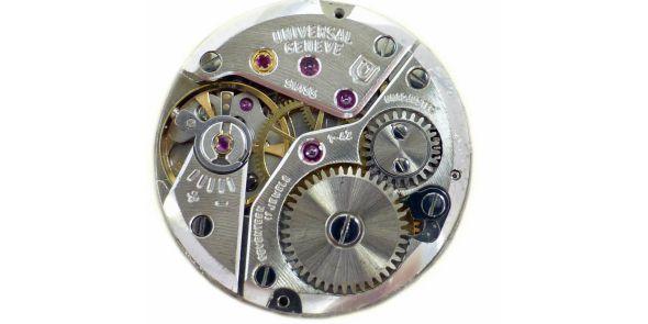 Universal Geneve Elliptical. Hand Winding - NWW 1544