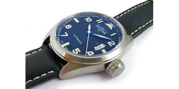 Davosa Military Automatic Black Dial - NWW 1546