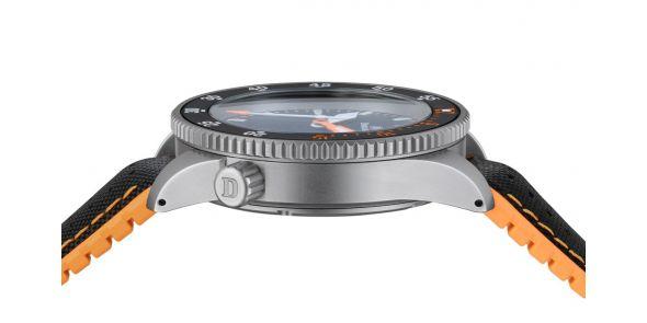 Damasko DSUB3 Submarine Steel Automatic Dive Watch - DSUB 3