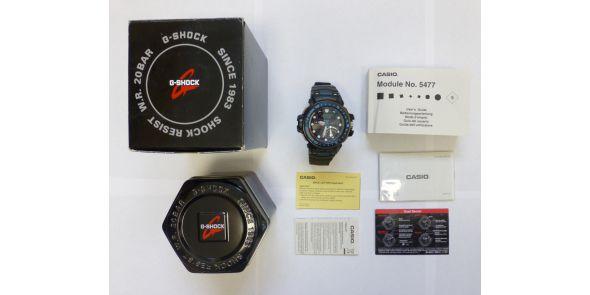 Casio Gulfmaster G- Shock Quad Sensor - NWW 1549