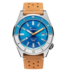 Squale Squale Matic. Light Blue on Leather MATICXSE.PTC