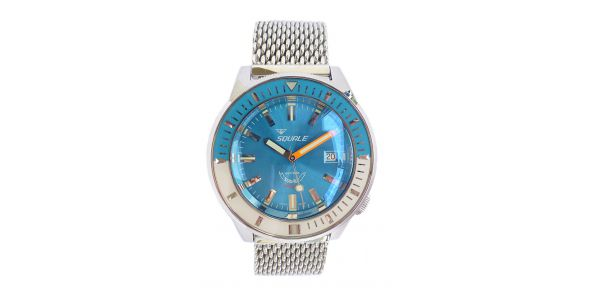 Squale Squalematic 60 ATM on Bracelet - SQL 24