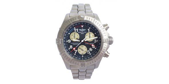 Breitling Chrono Avenger M1 Titanium Chronograph - BRL 218