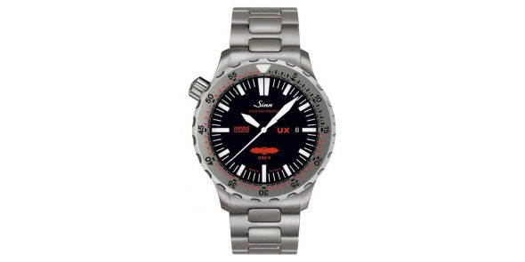 Sinn Diving watch UX GSG 9 (EZM 2B) - NWW 1551