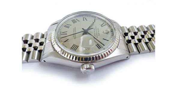 Rolex Oyster Perpetual Datejust Buckley Dial - ROL 706