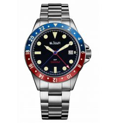 LeJour Sea Colt GMT Blue Red LJ-SC-005