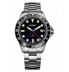 LeJour Sea Colt GMT Black LJ-SC-005