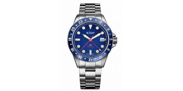 Sea Colt GMT Blue - LJ-SC-002