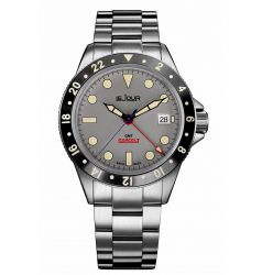 LeJour Sea Colt GMT Grey LJ-SC-003