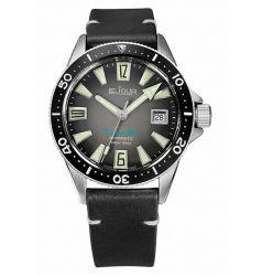 LeJour Vintage Diver Grey LJ-VD-005