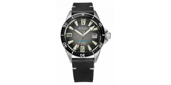 Vintage Diver Grey - LJ-VD-005