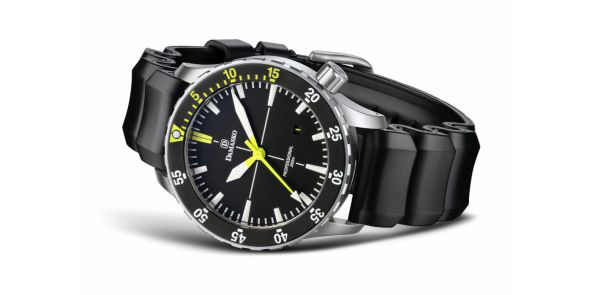 Damasko DSUB1 Submarine Steel Automatic Dive Watch - DSUB1