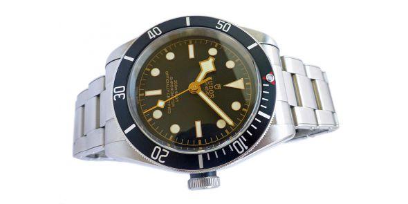 Tudor Heritage Black Bay 79230N - NWW 1577