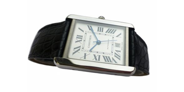 Cartier Tank Solo XL Automatic - NWW 1553
