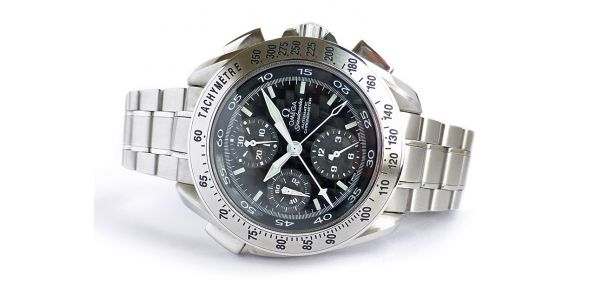 Omega Speedmaster Rattrapante - Split Second Chronograph - OME 641