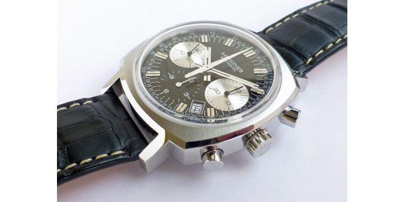 Longines Heritage 1973 Automatic Chronograph - NWW 1556