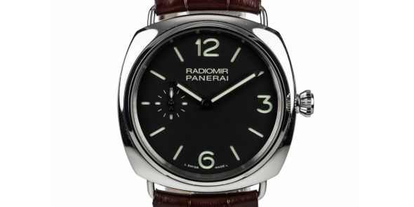 Panerai Radiomir 3 Day Power Reserve PAM 00337 - NWW 1589