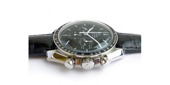 Omega Speedmaster Professional on Leather Strap - OME 642