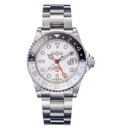 Davosa Davosa Ternos Professional GMT Black & White Automatic 161.571.15