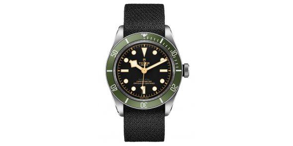 Tudor Heritage Black Bay Harrods 79230G - NWW 1592