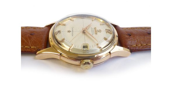 Omega Constellation Certified Chronometer - 18k Rose Gold - OME 645