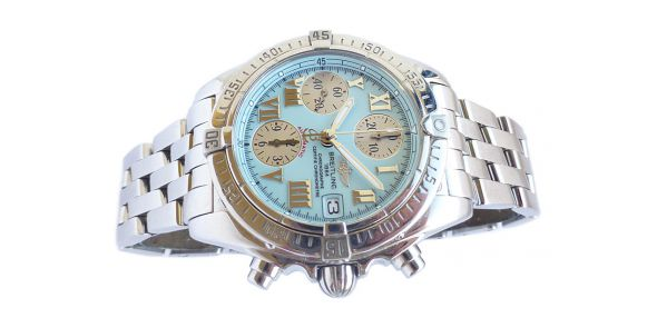 Breitling Chronomat Evolution Certified Chronometer - BRL 222